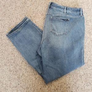 Ladies Torrid Jeans Size 24